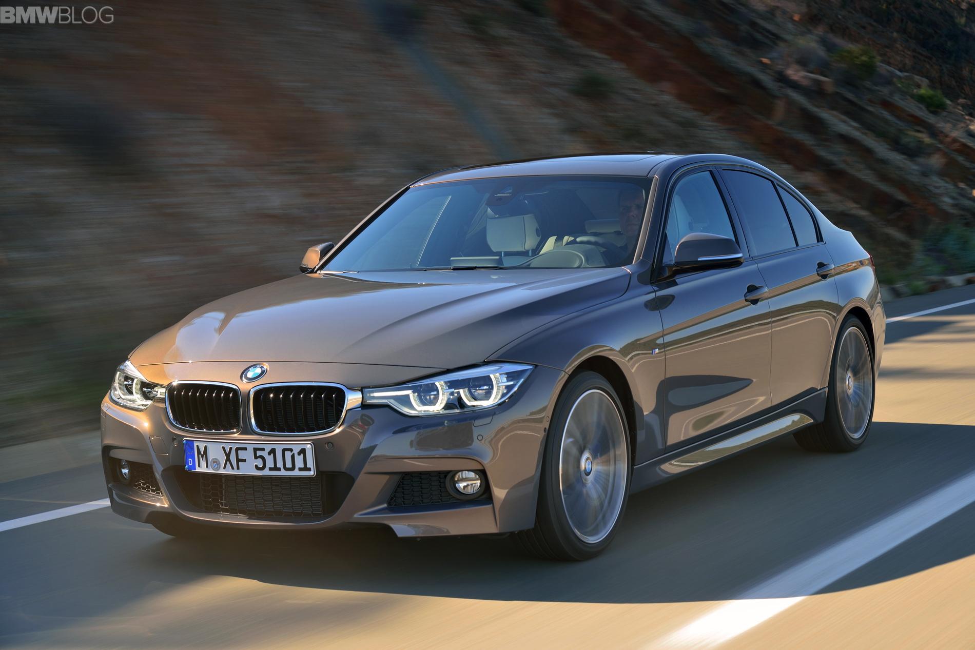 BMW 320D Engines